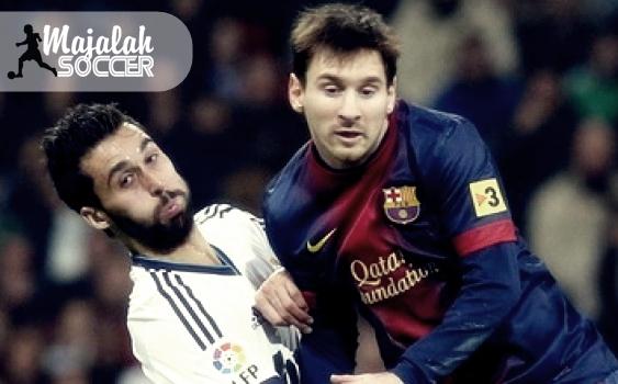 Messi Adu Mulut dengan Arbeloa di Area Parkir Madrid
