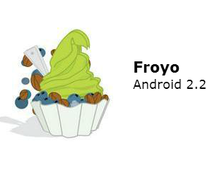 Versões do Android: Froyo!