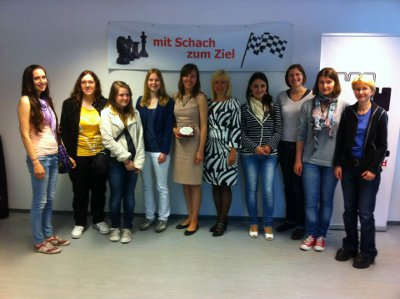 Ce tournoi fermé féminin se déroulait du 18 au 26 mai dans la capitale de l'Autriche - Photo © Chess & Strategy