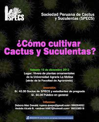 Sociedad Peruana de Cactus y Suculentas (SPECS)