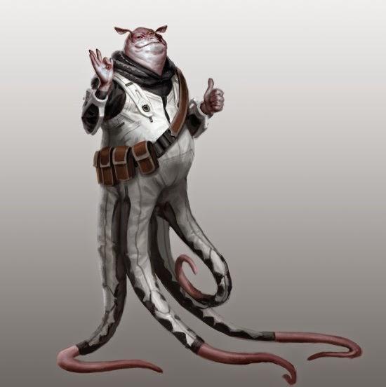 Karla Ortiz ilustrações fantasia ficção científica games