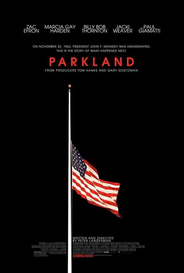 Parkland Starring Zac Efron