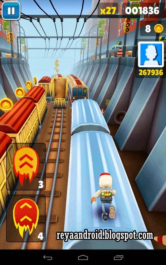 Subway Surfers New York v1.20.0 APK Unlimited Coins & Keys Hack