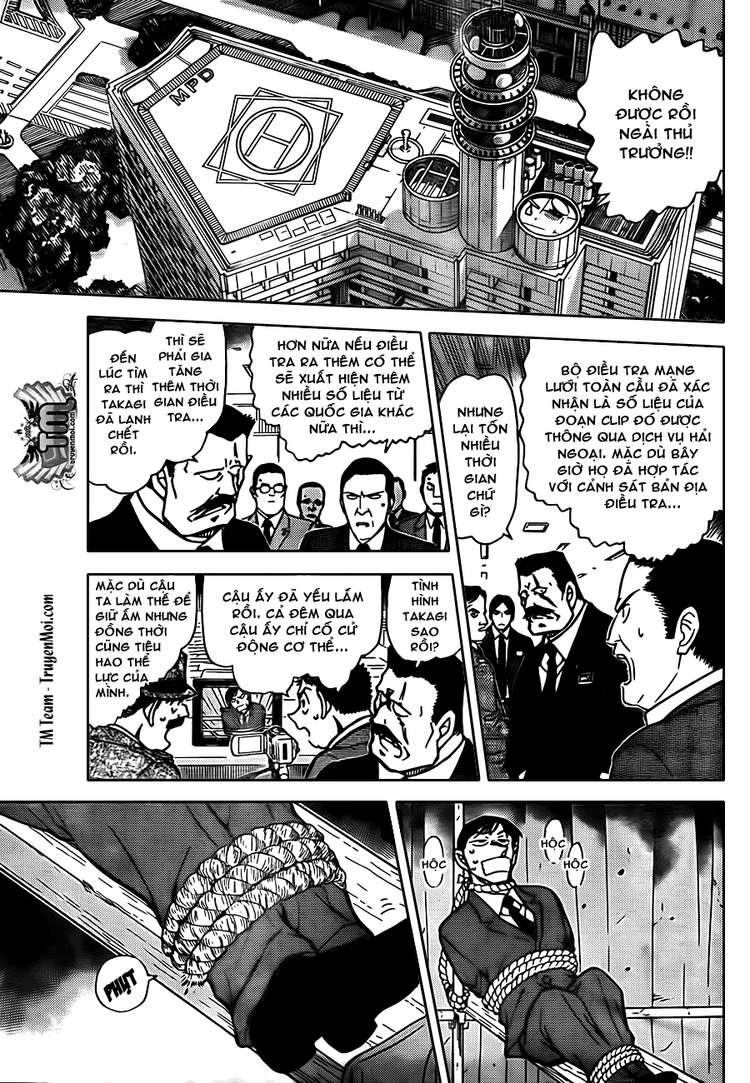 Detective Conan - Thám Tử Lừng Danh Conan chap 806 page 9 - IZTruyenTranh.com