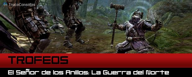 Guía de Trofeos El Señor de los Anillos La Guerra del Norte PS3