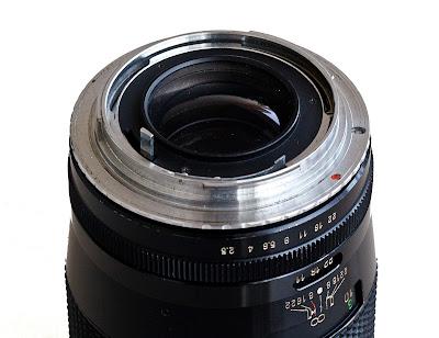 using old lenses on modern digital slr camera