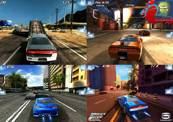Fast Five HD android screenshots