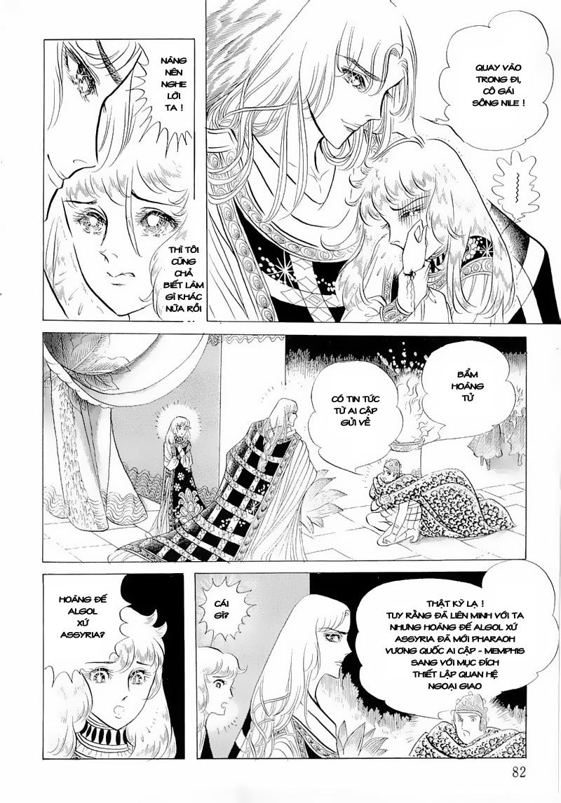 Nữ Hoàng Ai Cập-Ouke no Monshou chap 52 Trang 17 - Mangak.info