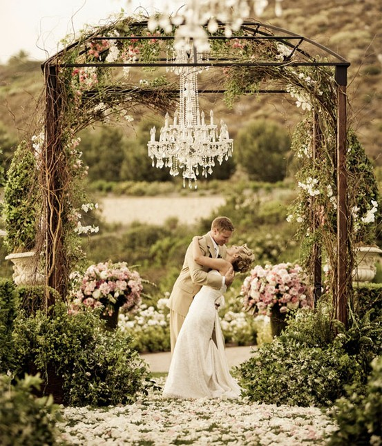 Romantic Garden Wedding Ideas In Bloom: The Local Louisville KY Wedding
