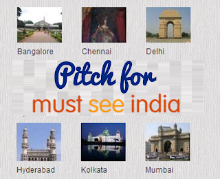 Pitch for mustseeindia.com