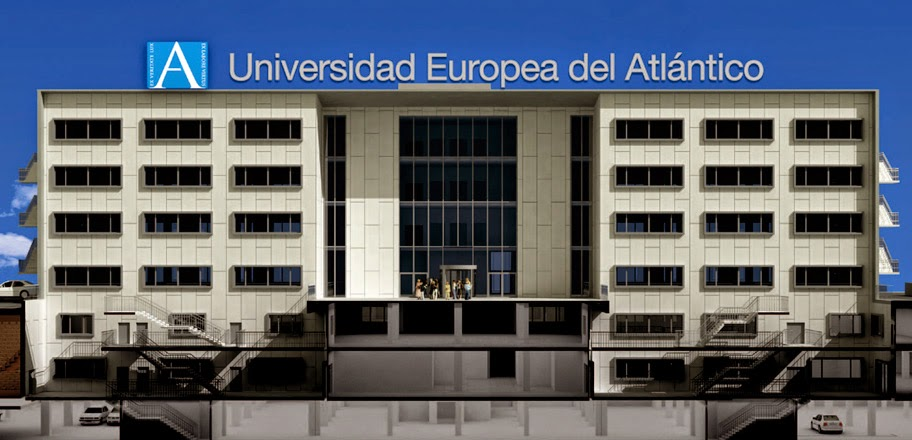 El proyecto del edificio de UNEATLANTICO
