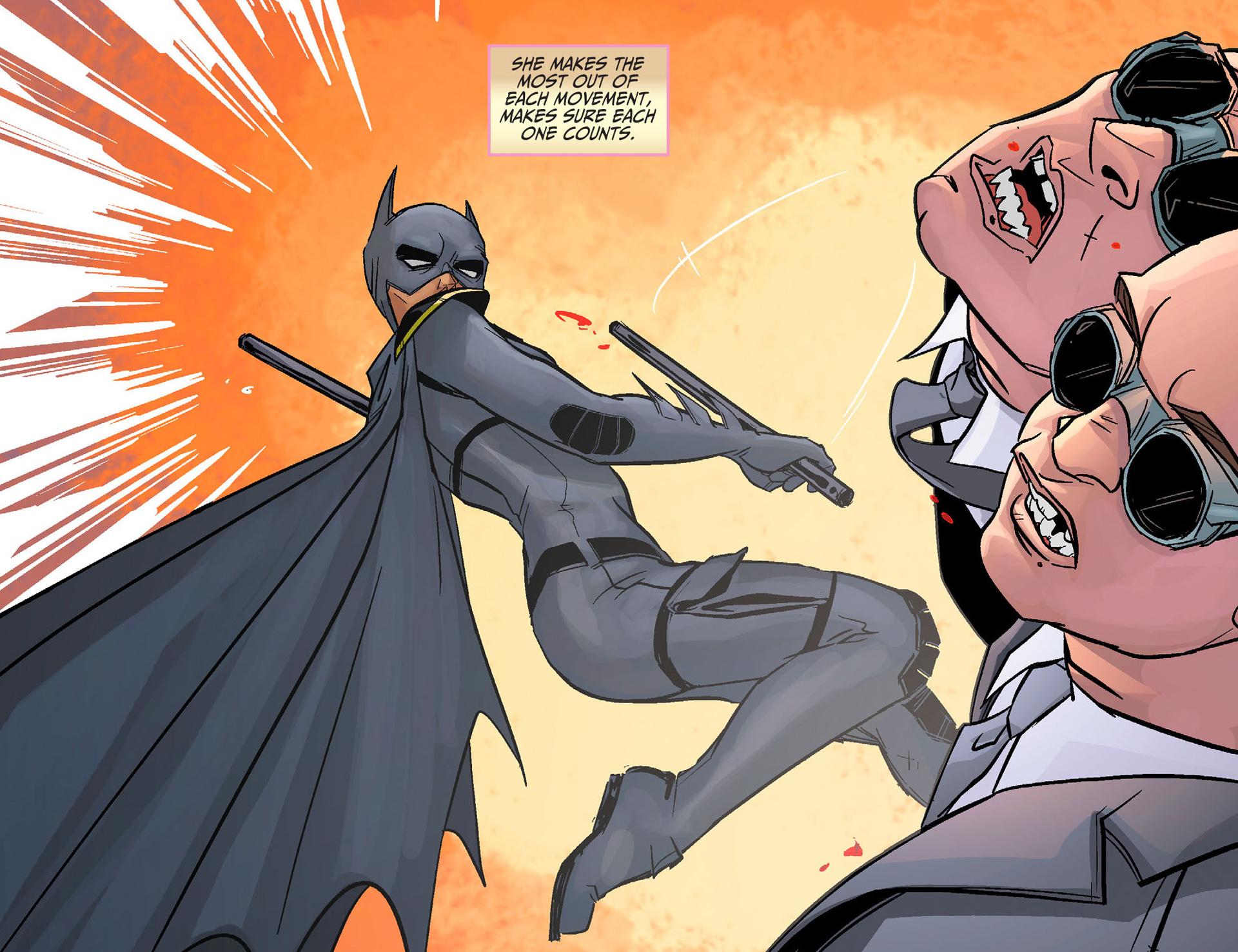 Batman Beyond (2012) Issue #29 #29 - English 7