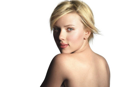 Scarlett Johansson Beautiful wallpaper 3