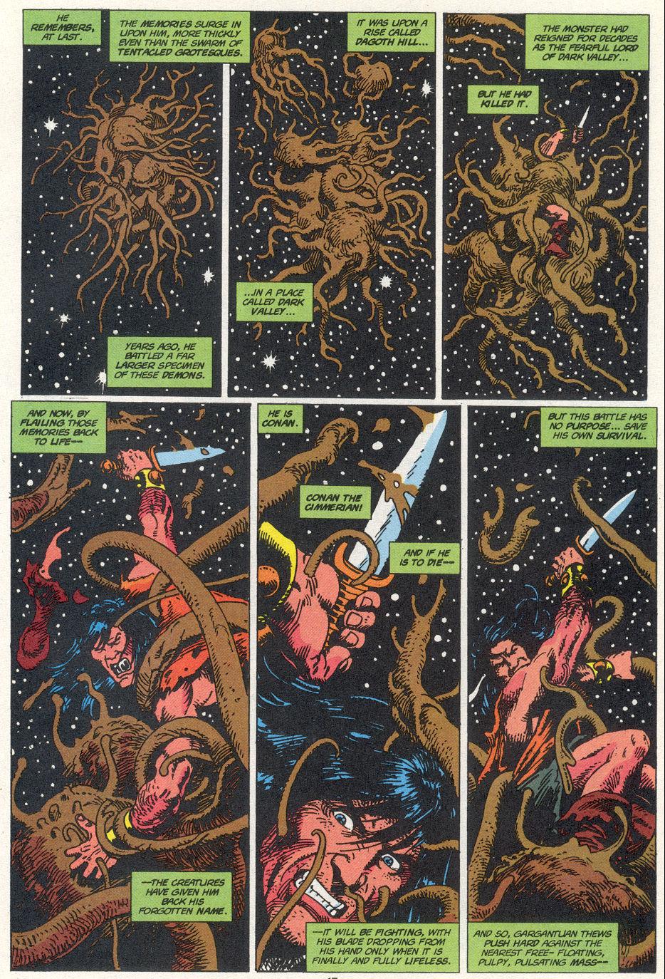 Conan the Barbarian (1970) Issue #272 #284 - English 13