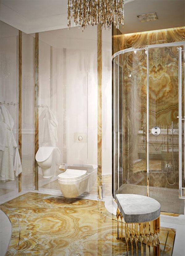 Brilhos da Moda O Luxo e o Glamour na Decoração de Interiores