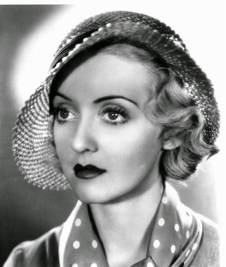 powder blue with polka dots a hodgepodge style icon young bette davis. Black Bedroom Furniture Sets. Home Design Ideas
