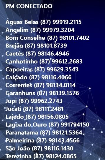 WhatsApp - POLÍCIA