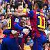 Estilo Barça, sello Luis Enrique y tridente