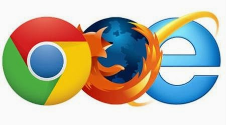 Popular Browser Icons