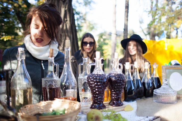 домашняя граппа, вино, наливки Одесса