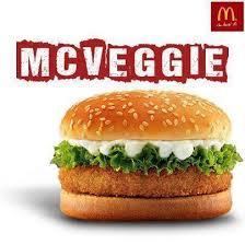 McDonald's McVeggie