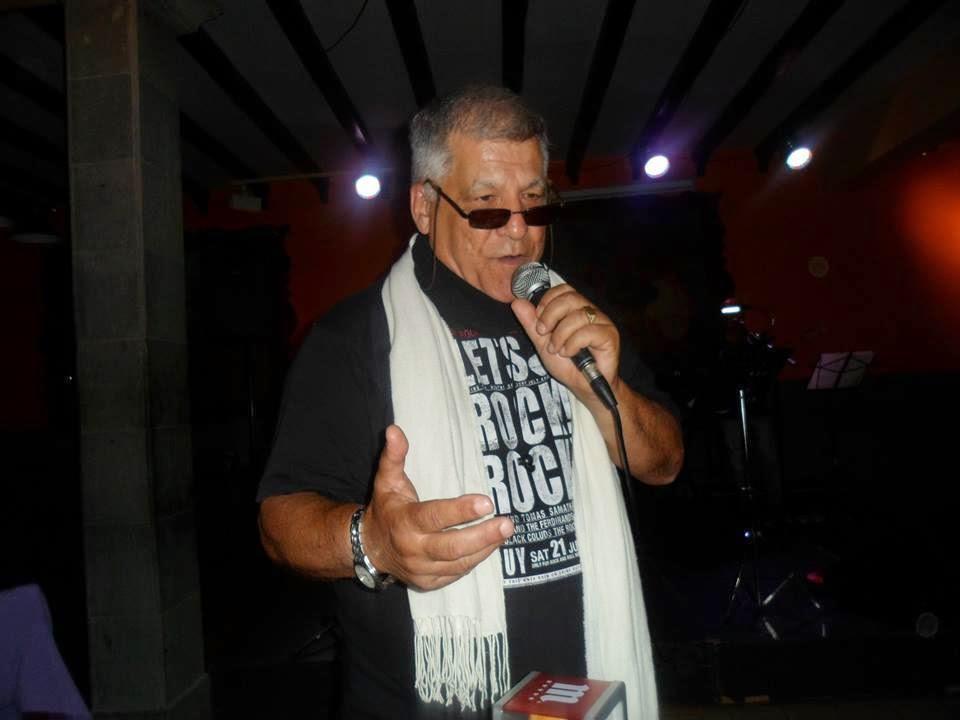 concierto de Los Beat´s en Belingo, Arucas