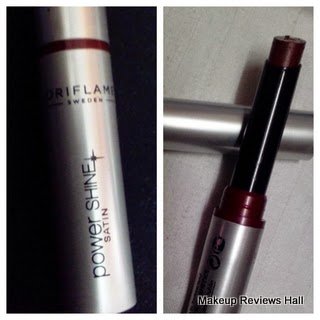 Oriflame Lip Color Review