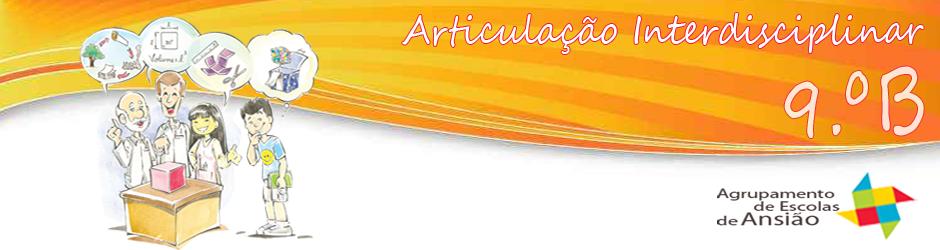Articulação Interdisciplinar 8.º B                              Ag.Escolas Ansião