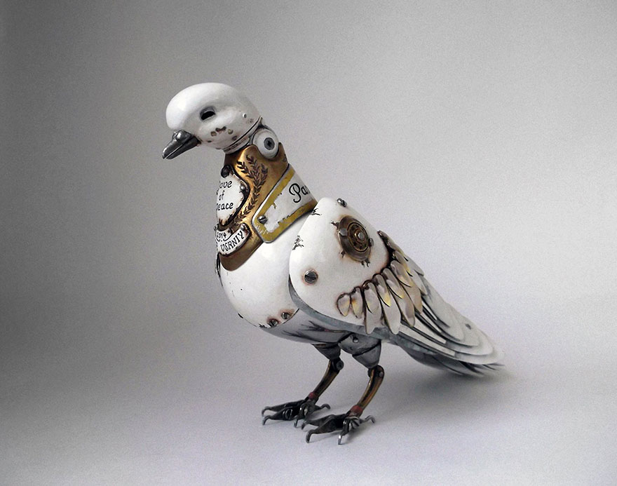 dove-colomba-steampunk-animal-sculptures-igor-verniy-2