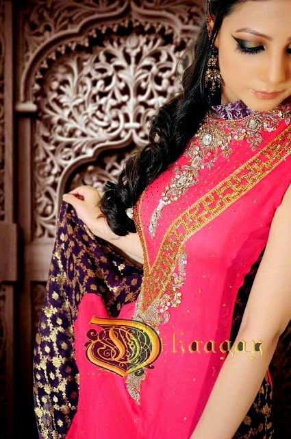 Latest-Party-Wear-Dress-Collection-2015