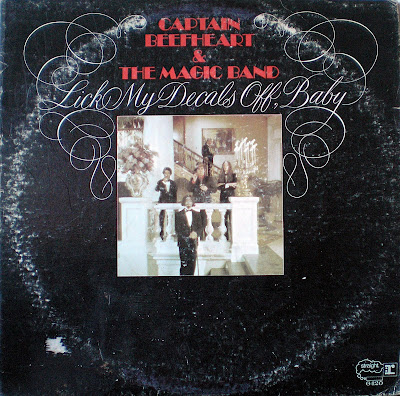 Captain Beefheart - Lick My Decals Off Baby (24-bit/96khz Vinyl)