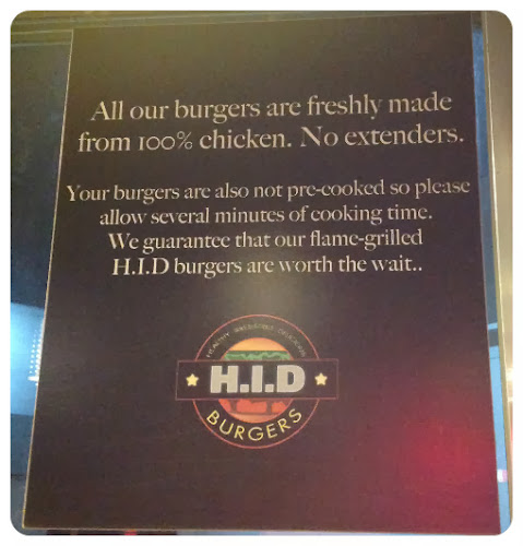 HID Burgers