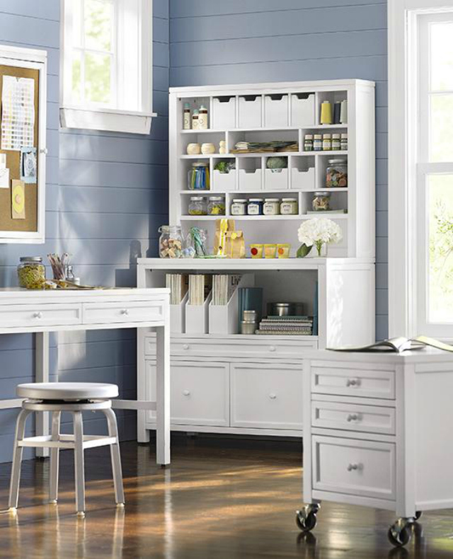 Beautiful Martha Stewart Craft storage