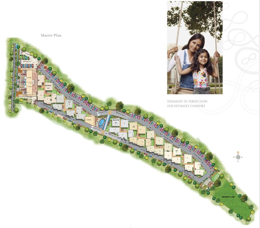 Apartment Plans Hyderabad