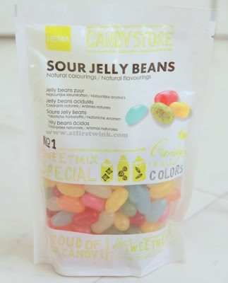 HEMA Sour jelly beans