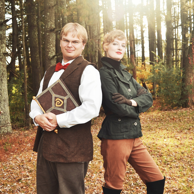 The Flying Clubhouse: Halloween 2014 | Atlantis: The Lost Empire