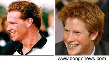 Contrary To Reports Prince Harry Is Not The Son Of James Hewitt A Former British Royal Army Officer Who Shared Five Year Affair With Princess Diana