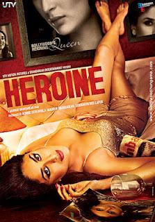 Heroine (2012) Movie Poster