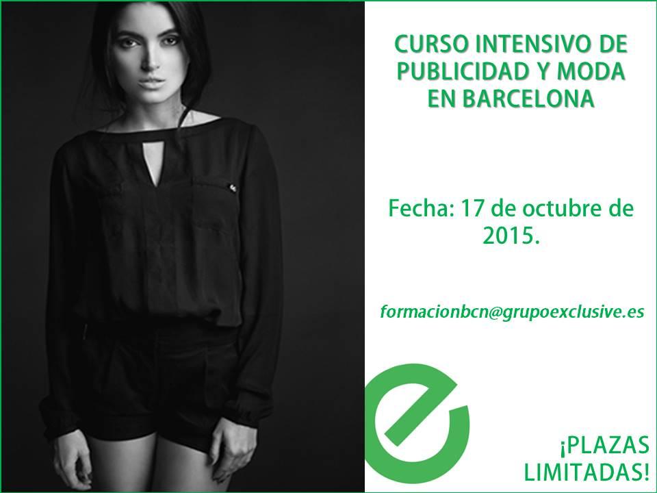 Grupo exclusive quieres formar parte del mundo de la for Escuelas de moda en barcelona