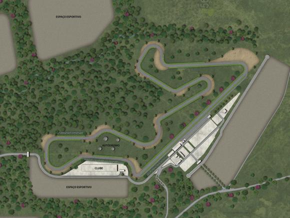 Circuito De Cristais : Auto pv circuito dos cristais o autódromo e