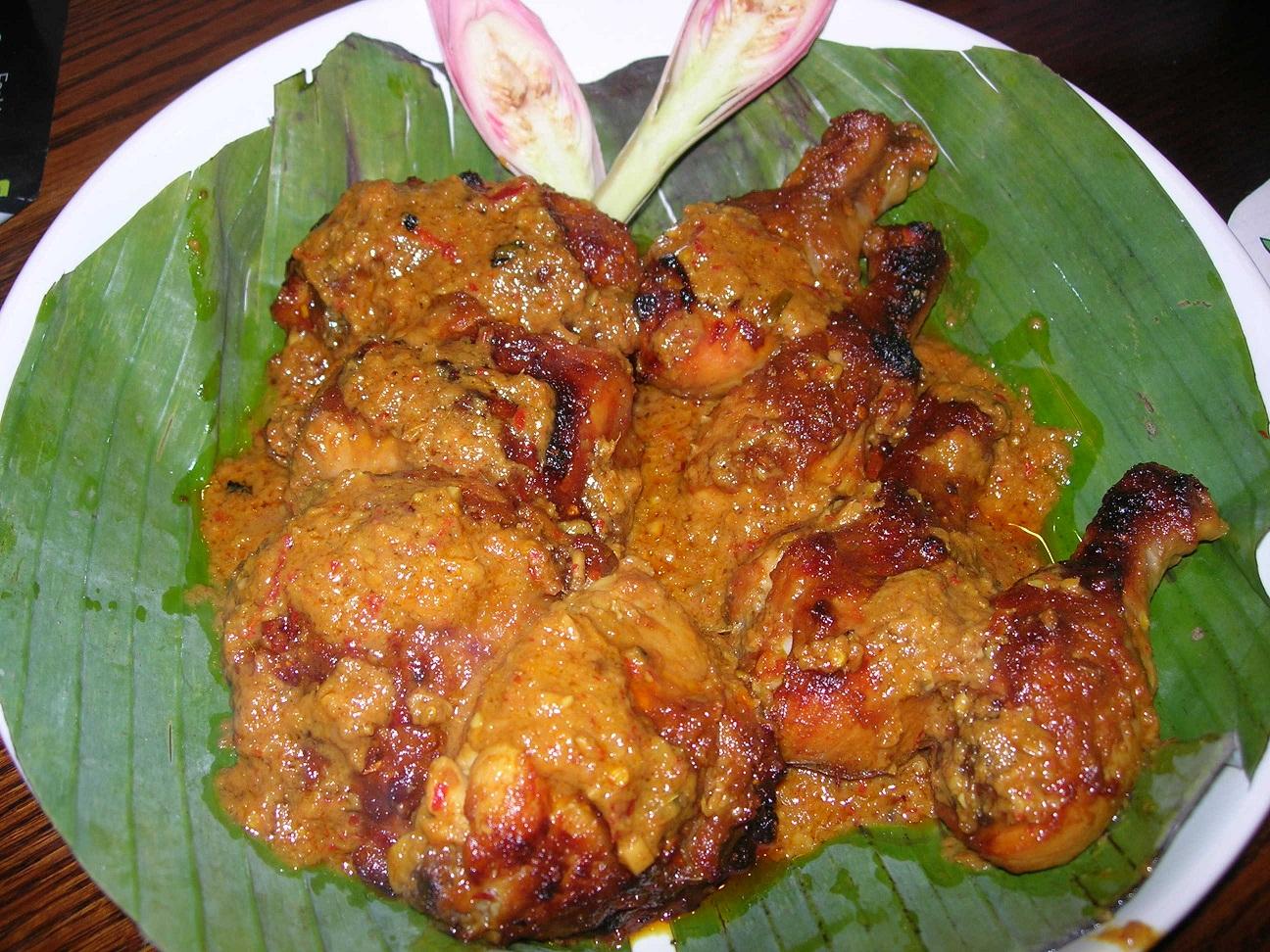 Resepi Ayam Percik Tanpa Santan