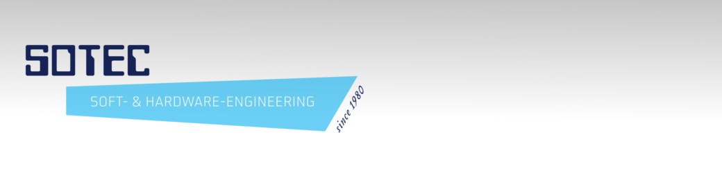 SOTEC Blog | Hard- and Software Engineering