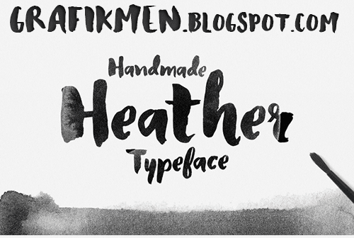 Ücretsiz Heather Font Dosyası