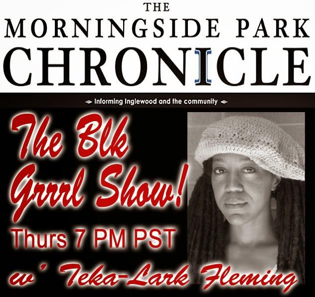 MP Chronicle's The Blk Grrrl Show!