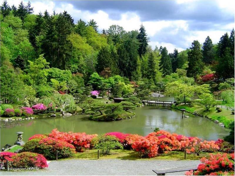 Arquitectura de casas los fascinantes jardines japoneses for Arquitectura de jardines