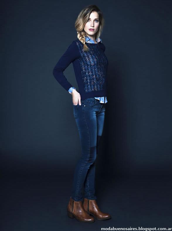Moda invierno 2014 Kevingston Mujer