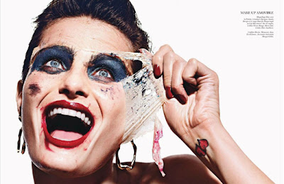 Isabeli Fontana by Mario Sorrenti for Vogue Paris-4