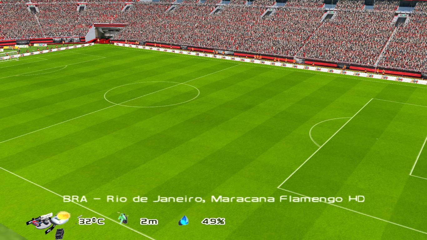 Stadium Pes 6 HD Piala dunia Brazil