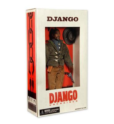 """NECA Django Unchained - 8"""" Django figure"""