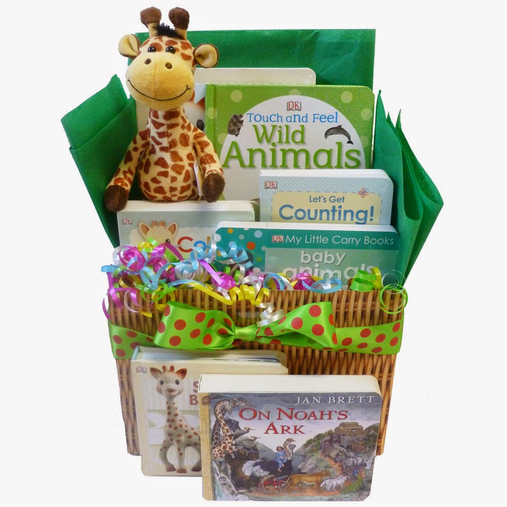 Baby Gift Baskets With Books : Book bouquet s novel news baby books gift baskets